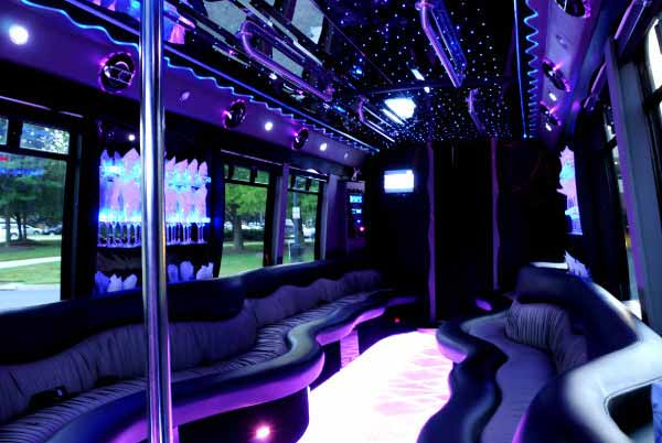 22 people party bus tampa