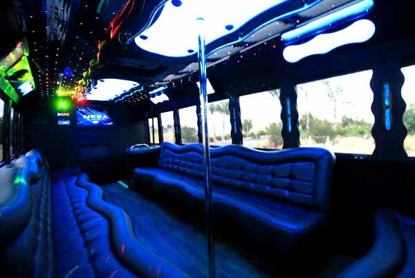 40 people party bus tampa