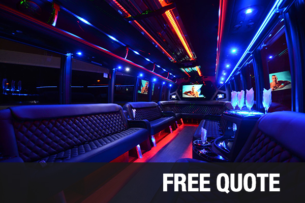 party buses for rental Tampa