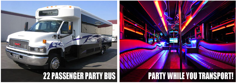 Airport Transportation Party Bus Rentals Tampa