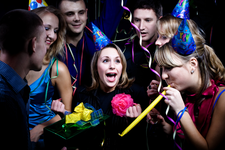 Birthday Party Bus Limo Tampa