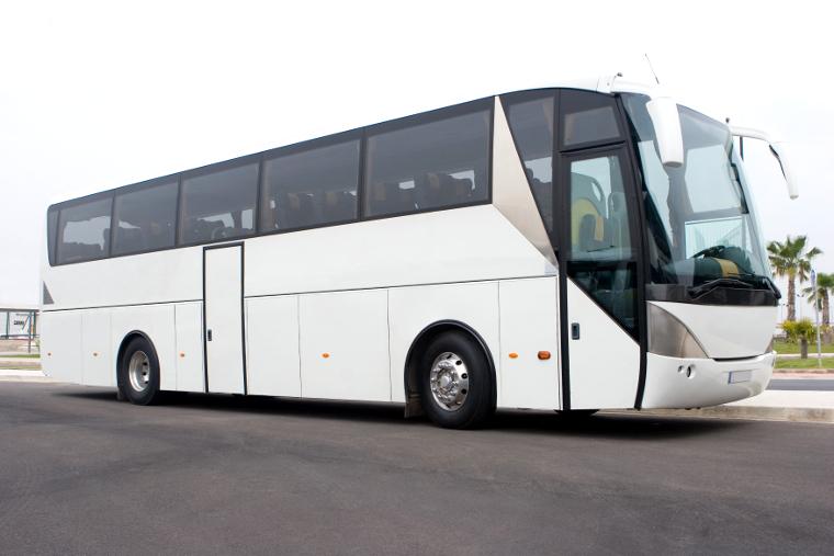 Charter Bus Rental Tampa